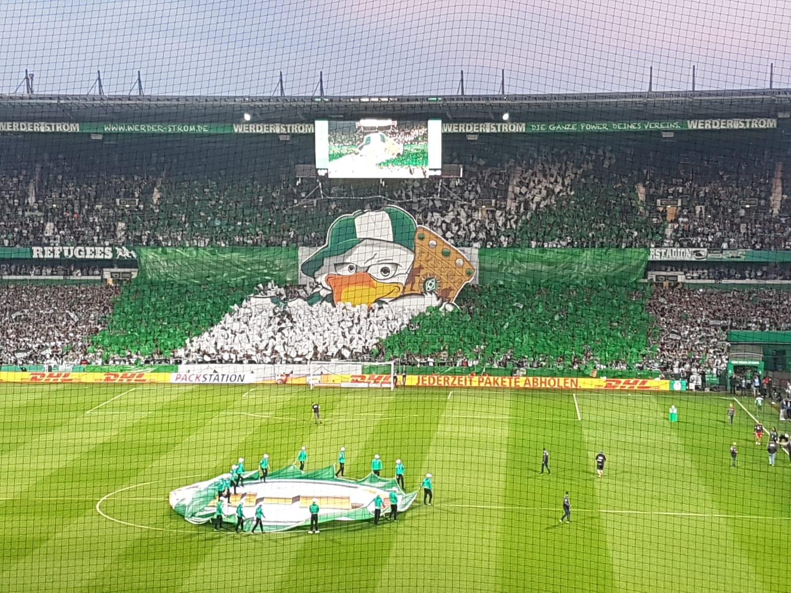 DFB Pokalhalbfinale 2019 -Foto: Katharina Nolte